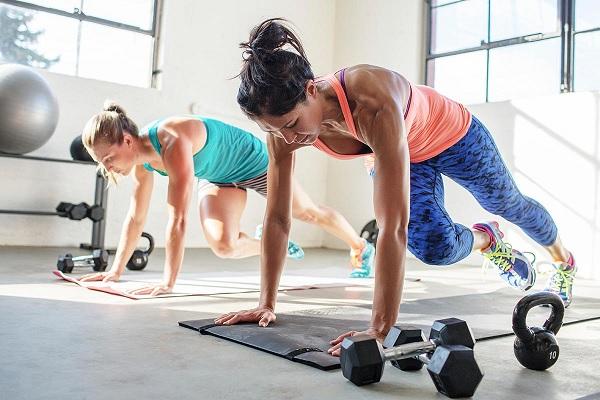 8 hetes HIIT edzés a hatékonyabb zsírégetésért