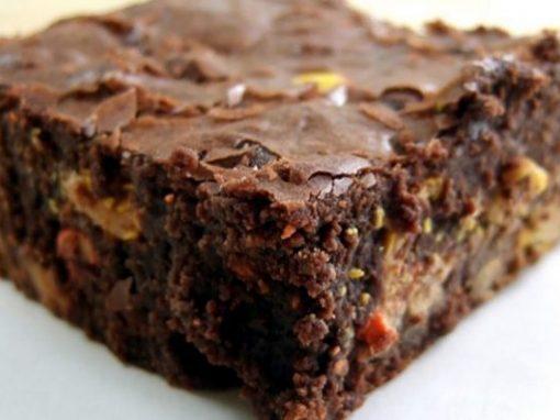 Mindenmentes brownie