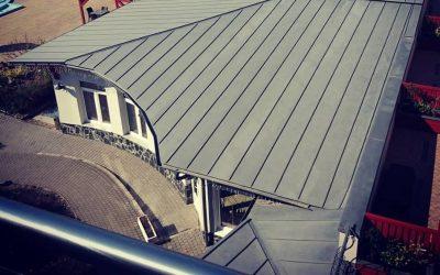Környezetbarát a fém tetőszerkezet?